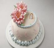 生日蛋糕 罂粟花