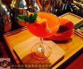 木瓜鸡尾酒(金酒经典系列鸡尾酒)
