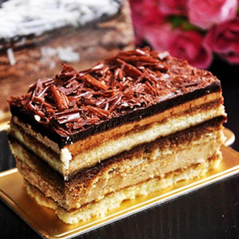 西点长方形蛋糕