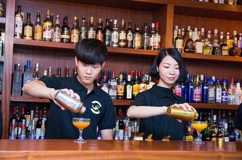 调酒理论课程