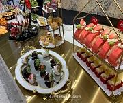 烘焙亚博yabo官网——新中源陶瓷展览佛山展翅蛋糕学员户外实践