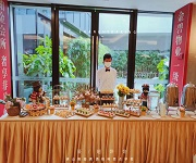 烘焙亚博yabo官网--深圳坪山恒大城茶歇糕点活动